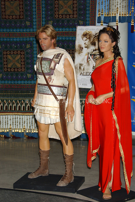 WWW.ACEPIXS.COM . . . . . ....NEW YORK, NOVEMBER 23, 2004....Colin Farrell launches an interactive exhibit on 'Alexander The Great' at Madame Tussauds.....Please byline: ACE006 - ACE PICTURES.. . . . . . ..Ace Pictures, Inc:  ..Alecsey Boldeskul (646) 267-6913 ..Philip Vaughan (646) 769-0430..e-mail: info@acepixs.com..web: http://www.acepixs.com