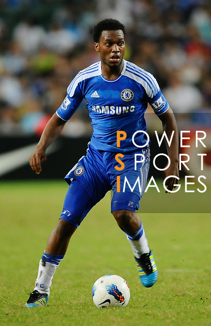 SO KON PO, HONG KONG - JULY 30: Daniel Sturridge of Chelsea in action during the Asia Trophy Final match aganist Aston Villa at the Hong Kong Stadium on July 30, 2011 in So Kon Po, Hong Kong.  Photo by Victor Fraile / The Power of Sport Images