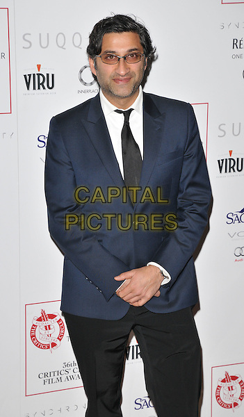 Asif Kapadia attends the London Critics' Circle Film Awards 2016, May Fair Hotel, Stratton Street, London, UK, on Sunday 17 January 2016.<br /> CAP/CAN<br /> &copy;CAN/Capital Pictures