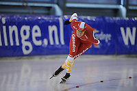 SCHAATSEN: GRONINGEN: Sportcentrum Kardinge, 02-02-2013, Seizoen 2012-2013, Gruno Bokaal, Jorien Voorhuis, ©foto Martin de Jong