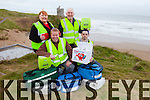 Ballybunion First Responders are holding courses locally for volunteers. Pictured were: Emmet Lynch, Toby Wattam, Isabella O'Mahony and David Walsh.