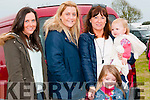 Ballylongford Races: Attending Ballylongford races on Sunday last were Sheena Collins, Gemma Collins, Siobhan Keane with Caragh & Clodagh Keane in front.
