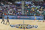 KATY, TX MARCH 10: Southland Conference men's Championship Basketball Men's Game 6 Stephen F. Austin vs. Southern Louisiana University at Merrell Center in Katy on March 10, 2018 in Katy, Texas Photo: Rick Yeatts/Matt Pearce