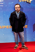 Koldo Serra attends to Super Lopez premiere at Capitol cinema in Madrid, Spain. November 21, 2018. (ALTERPHOTOS/A. Perez Meca) /NortePhoto NORTEPHOTOMEXICO