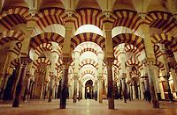 The Mezquita (Mosque).