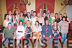 Sonya Grey,Cockleshell Rd,Tralee,seated centre,celebrated her 30th birthday last Saturday night in the Imperial Hotel,Denny St,Tralee with a fab bunch of family and friends.
