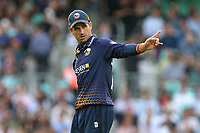 Essex skipper Ryan ten Doeschate during Surrey vs Essex Eagles, Vitality Blast T20 Cricket at the Kia Oval on 12th July 2018