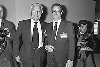 - Giovanni Agnelli e Cesare Romiti (Milano, marzo 1984)