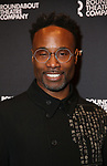 "Billy Porter attends the Broadway Opening Night performance for The Roundabout Theatre Company's ""A Soldier's Play""  at the American Airlines Theatre on January 21, 2020 in New York City."