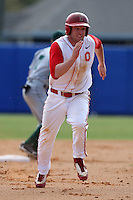March 23, 2010:  Tyler Engle of the Ohio State University Buckeyes during a game at the Chain of Lakes Stadium in Winter Haven, FL.  Photo By Mike Janes/Four Seam Images