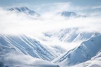 Chugach Mountains, Alaska. Photo by James R. Evan