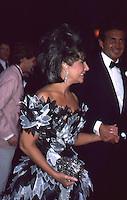 Elizabeth Taylor & George Hamilton by<br /> Jonathan Green 1986
