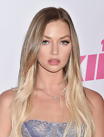 CARSON, CA - JUNE 01: Erika Costell attends 2019 iHeartRadio Wango Tango at The Dignity Health Sports Park on June 01, 2019 in Carson, California.<br /> CAP/ROT/TM<br /> ©TM/ROT/Capital Pictures