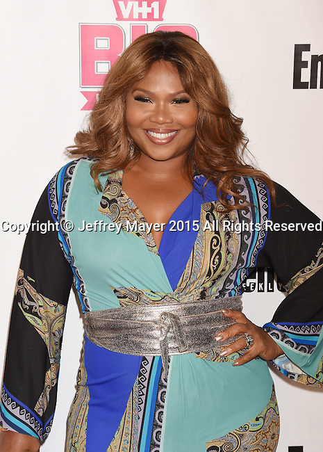WEST HOLLYWOOD, CA - NOVEMBER 15: CEO of Monami Entertainment Mona Scott-Young attends VH1 Big In 2015 With Entertainment Weekly Awards at Pacific Design Center on November 15, 2015 in West Hollywood, California.