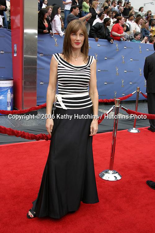 Amanda Pays.33rd Daytime Emmy Awards.Kodak Theater.Hollywood & Highland.Los Angeles, CA.April 28, 2006.©2006 Kathy Hutchins / Hutchins Photo..