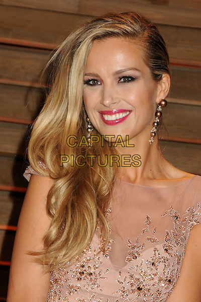 02 March 2014 - West Hollywood, California - Petra Nemcova. 2014 Vanity Fair Oscar Party following the 86th Academy Awards held at Sunset Plaza.<br /> CAP/ADM/BP<br /> &copy;Byron Purvis/AdMedia/Capital Pictures