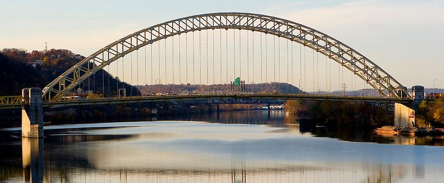 Pittsburgh Bridges - West End Bridge