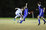 Germantown Legends Black vs. Lobos Rush Premier at Mike Rose Soccer Complex in Memphis, Tenn. on Wednesday, November 1, 2017. The Germantown Legends Black won 2-0.