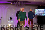 Ogie Moran ready to strut his moves on the catwalk at the Fashion Show in aid of Kerry Hospice in the Rose Hotel on Thursday night.