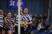 Korfbal KV Heerenveen 1 - KVZ 1 151114