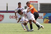 Porto Feliz (SP), 11/01/2020 - Desportivo Brasil-Capivariano - Partida entre Desportivo Brasil e Capivariano pela Copa São Paulo de Futebol Junior no estádio Ernesto Rocco em Porto Feliz neste sábado (11).