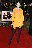 "Emma Conybeare<br /> arriving for the premiere of ""Johnny English Strikes Again"" at the Curzon Mayfair, London<br /> <br /> ©Ash Knotek  D3436  03/10/2018"