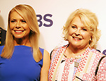 Faith Ford & Candace Bergen - Murphy Brown - CBS Upfront 2018 on May 17, 2018 at the Plaza Hotel, New York City, New York with new Prime Time 2018-19 shows (Photo by Sue Coflin/Max Photo)