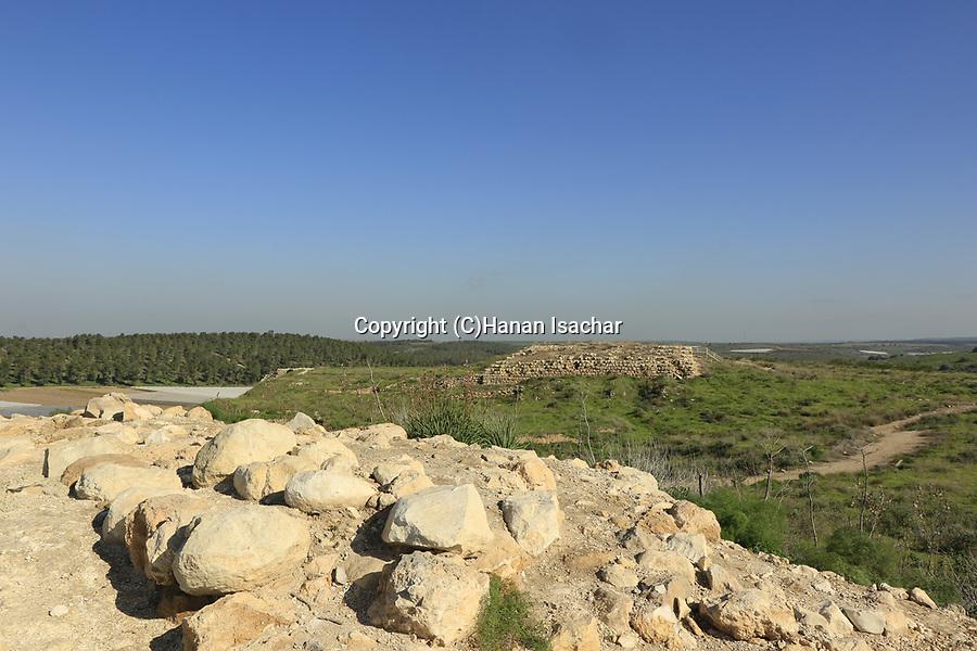 Israel,Tel Lachish, site of the biblical city Lachish