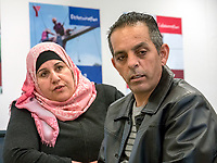 Syrian refugees at YMCA Learning and Career Centre