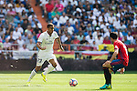 Danilo Luiz da Silva of Real Madrid in action during the La Liga match between Real Madrid and Osasuna at the Santiago Bernabeu Stadium on 10 September 2016 in Madrid, Spain. Photo by Diego Gonzalez Souto / Power Sport Images