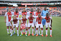 Portland Timber Starting Elven.  The Portland Timbers defeated D.C. United 2-0, at RFK Stadium, Saturday May 25 , 2013.