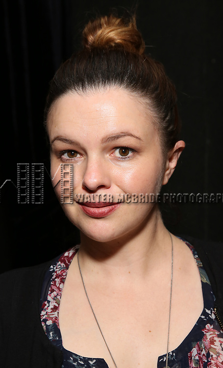 Amber Tamblyn attends the Vineyard Theatre's Annual Emerging Artists Luncheon at The National Arts Club on June 6, 2017 in New York City.