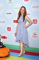 LOS ANGELES - SEP 23:  Amy Davidson at the 6th Annual Red CARpet Safety Awareness Event at the Sony Pictures Studio on September 23, 2017 in Culver City, CA