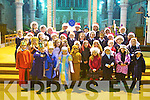 SCHOOL PLAY: The pupils of St Brendan's NS, Blennerville who held their play at St John's Church, Tralee on Thursday...