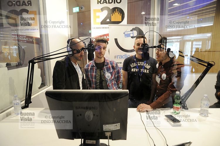 - Radio City Milano, meeting delle radio nazionali e locali di tutta Italia, le emittenti internazionali e quelle universitarie, oltre alle tante webradio che trasmettono in rete.<br />