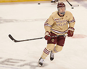 Steven Santini (BC - 6) - The Boston College Eagles defeated the University of Denver Pioneers 6-2 in their NCAA Northeast Regional semi-final on Saturday, March 29, 2014, at the DCU Center in Worcester, Massachusetts.