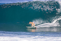 Rebecca Wood (AUS) - Rocky Point, North Shore, Oahu, Hawaii 2006. Photo: Joli