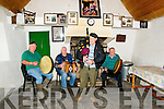 "Launch Week of Welcomes: Pictured at the launch of NKRO ""Week of Welcomes"" at Sheahan's Cottage Finuge were Richard Allen, Ed. Browne, Brendan Hartnett & Michael Hayes."