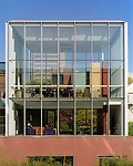 Brown University Watson Institute for International Studies | Rafael Viñoly Architects