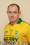 Paul OSullivan member of the Kerry U-21 panel 2012