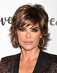 CULVER CITY, CA - OCTOBER 21: TV personality Lisa Rinna attends the Dorit Kemsley Hosts Preview Event For Beverly Beach By Dorit at the Trunk Club on October 21, 2017 in Culver City, California.