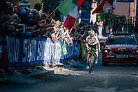 WOMEN ELITE ROAD RACE<br /> Kufstein to Innsbruck: 156.2 km<br /> <br /> UCI 2018 Road World Championships<br /> Innsbruck - Tirol / Austria