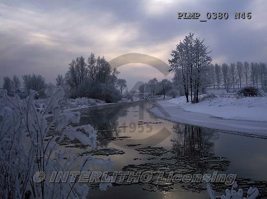 Marek, CHRISTMAS LANDSCAPES, WEIHNACHTEN WINTERLANDSCHAFTEN, NAVIDAD PAISAJES DE INVIERNO, photos+++++,PLMP0380N46,#xl#