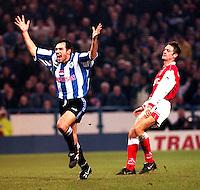 Sheffield Wednesday v Arsenal 1997