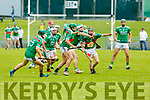 Action from Ballyduff v Crotta O'Neills in the Senior Hurling Championship 1st round game in Austin Stack Park on Saturday.