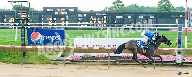 Lefty Got It Right winning at Delaware Park on 7/13/16