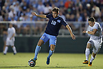 CARY, NC - OCTOBER 06: UNC's Alan Winn. The University of North Carolina Tar Heels hosted the Wake Forest University Demon Deacons on October 6, 2017 at Koka Booth Field at WakeMed Soccer Park in Cary, NC in a Division I college soccer game.