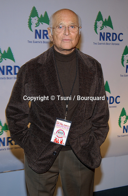 Norman Lear arriving at the &quot; NRDC PRESENTS THE ROLLING STONES IN A FREE CONCERT TO FIGHT GLOBAL WARMING STAPLES CENTER IN LOS ANGELES. February 6. 2003<br />           -            LearNorman67.jpg
