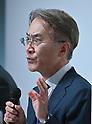 Sony CEO Kenichiro Yoshida corporate strategy announcement