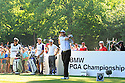 Peter Lawrie (IRE) in action during the third round of the BMW PGA Championship played on the West Course, Wentworth Club, Virginia Water, Surrey, England 24 - 27 May 2012. (Picture Credit / Phil Inglis)